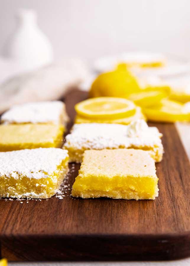best lemon squares