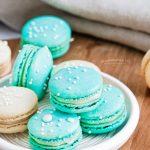 cookies Vanilla Bean Macarons