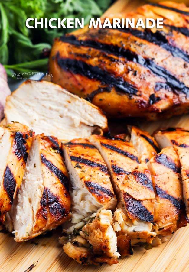 Best Chicken Marinade