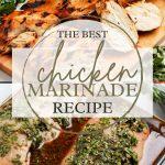 recipe marinade chicken