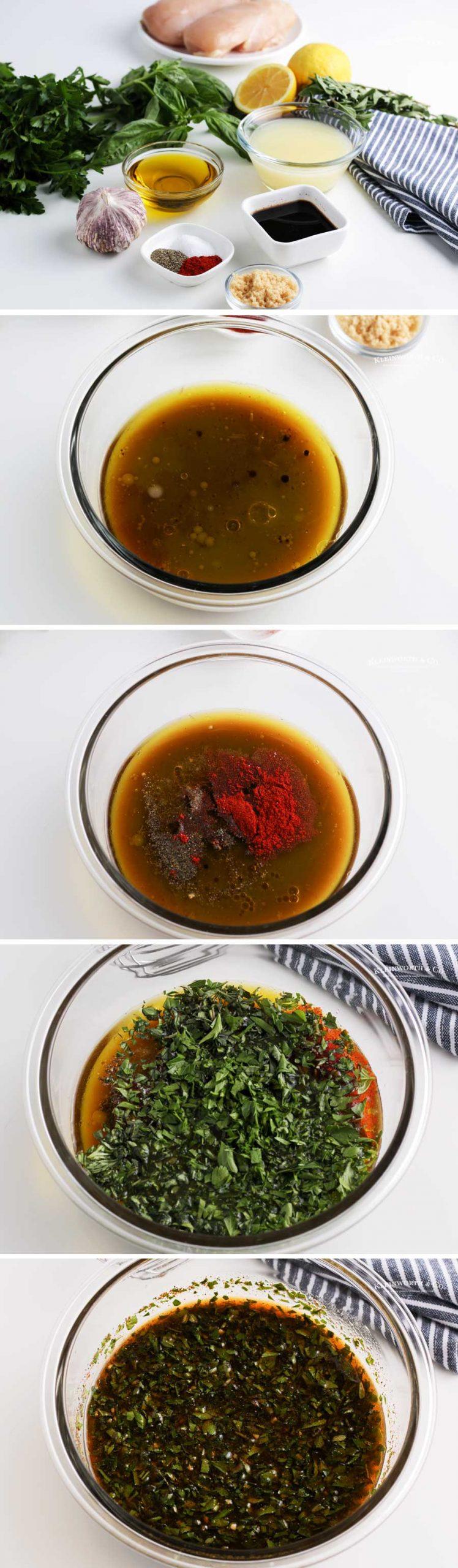 how to make Best Chicken Marinade
