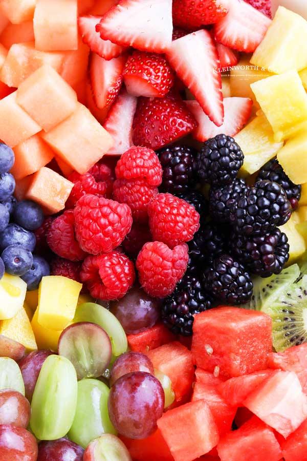 healthy fruit recipe