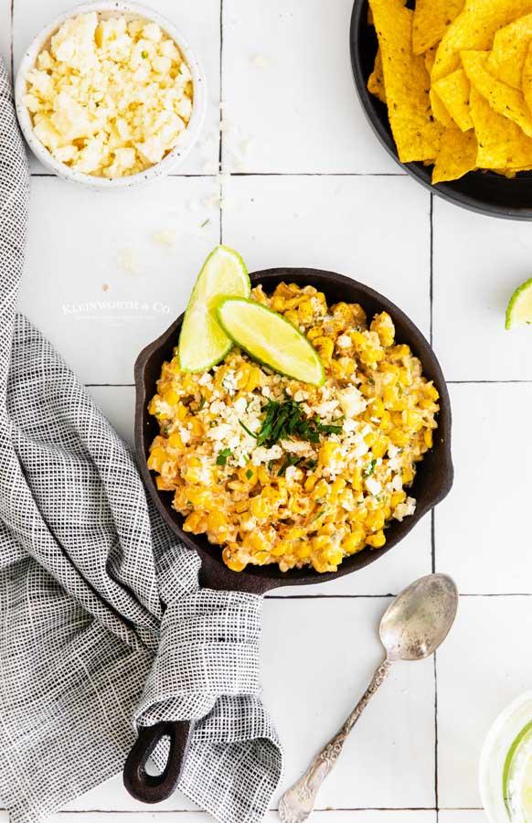 appetizer corn dip