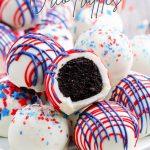 4th of July Truffles