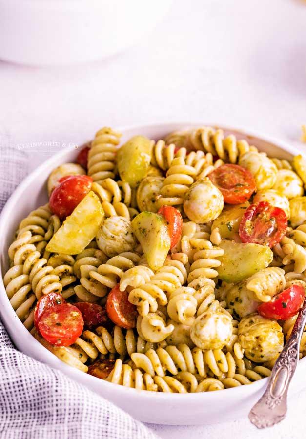 best pesto pasta