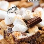 S'mores Bar Recipe