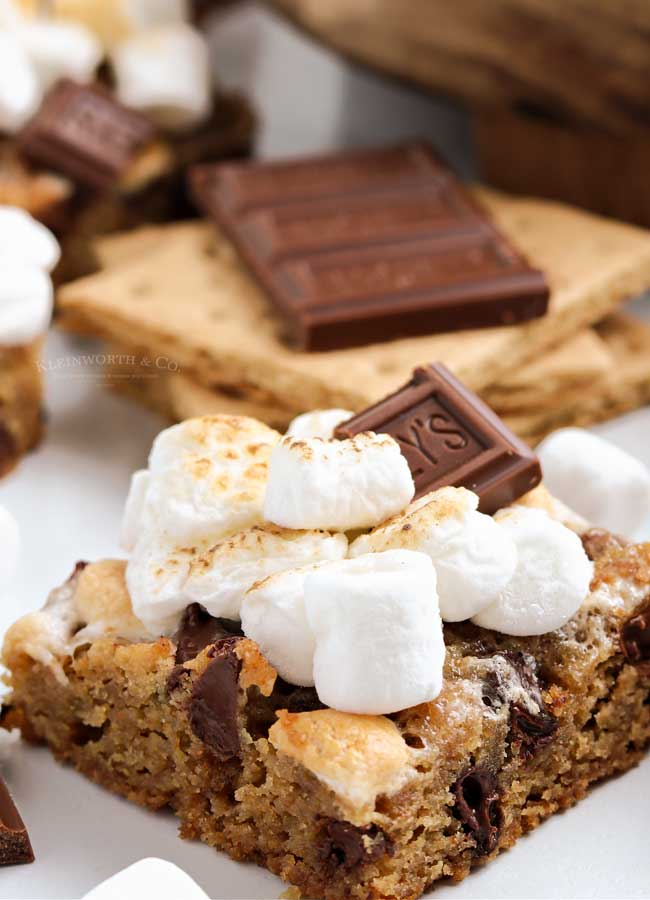 perfect S'mores Bar Recipe