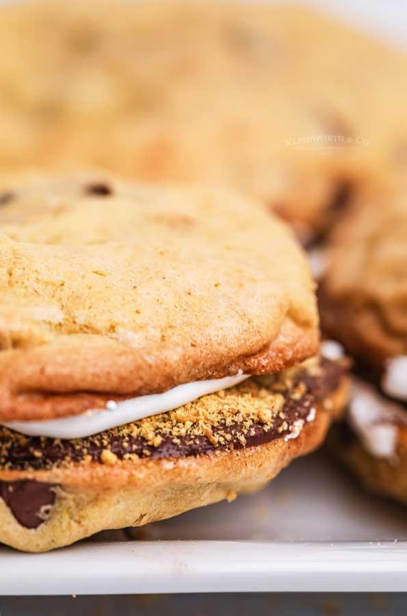 snack summer cookie