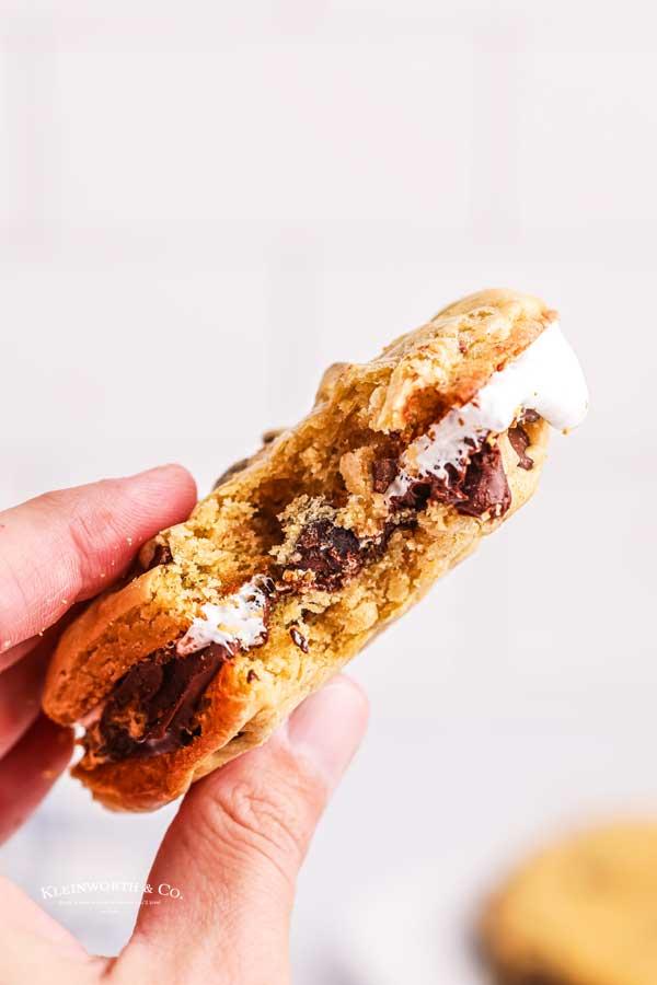 bit of smores cookie