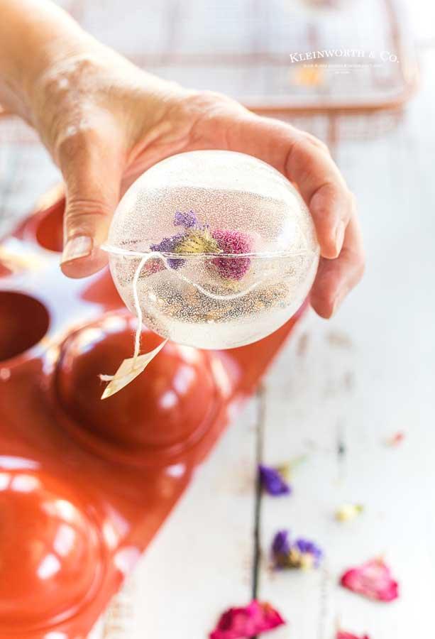 tea globe