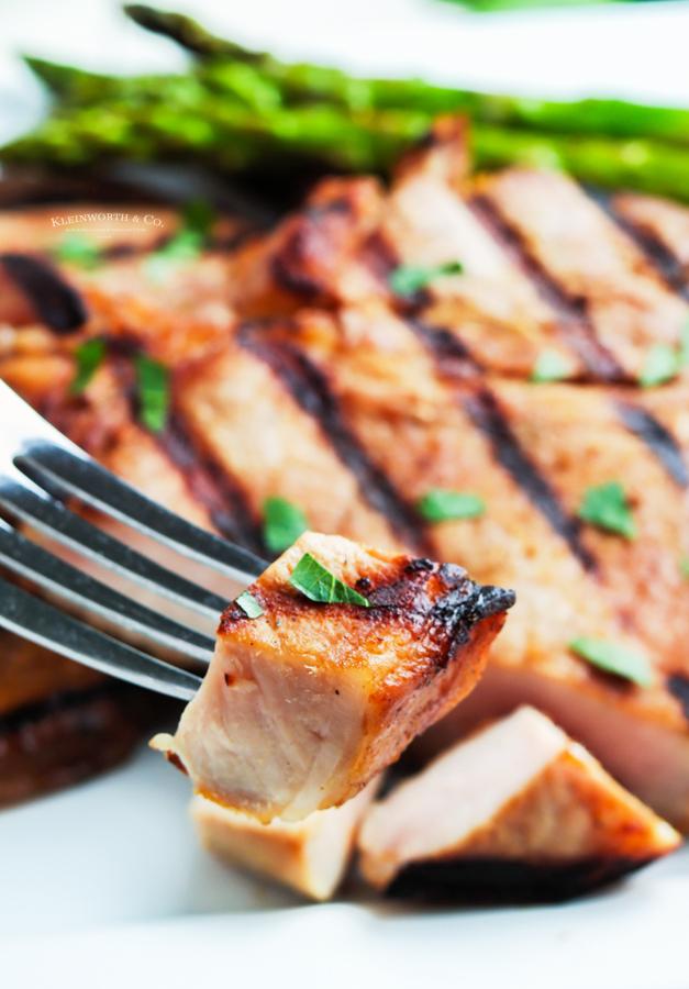 Best way to grill Pork Chops