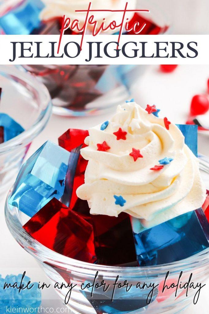 Jello Jigglers Recipe