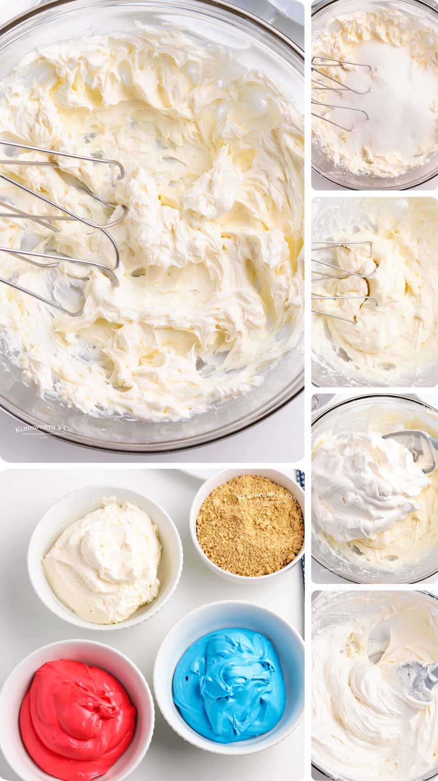 how to make No-Bake Cheesecake Cups