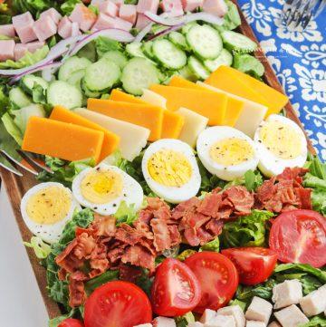 recipe for Chef Salad