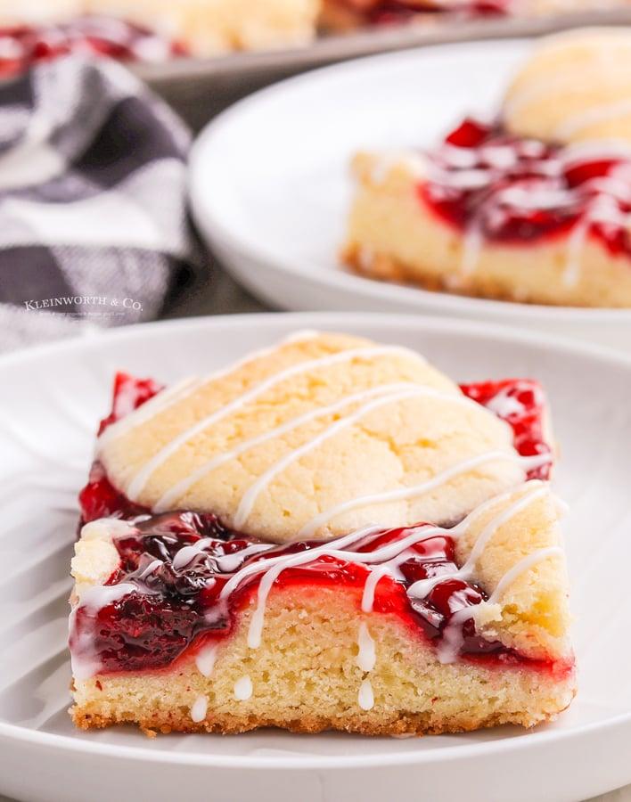 best cherry pie bars