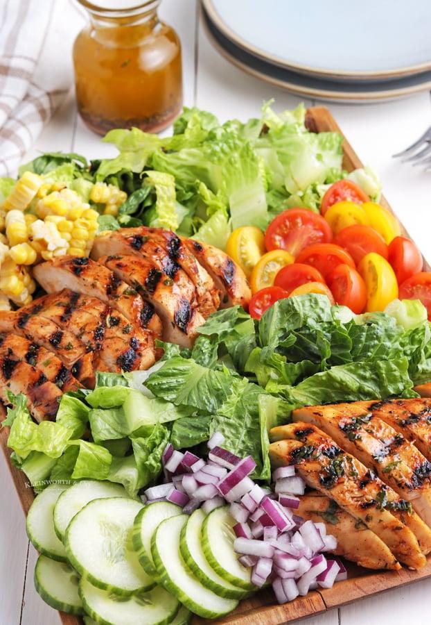 dinner Chicken Salad