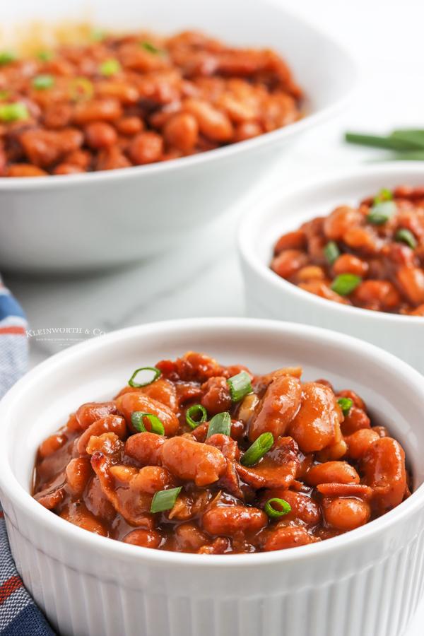 pressure cooker bbq beans