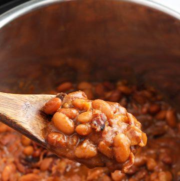 recipe for Instant Pot Baked Beans