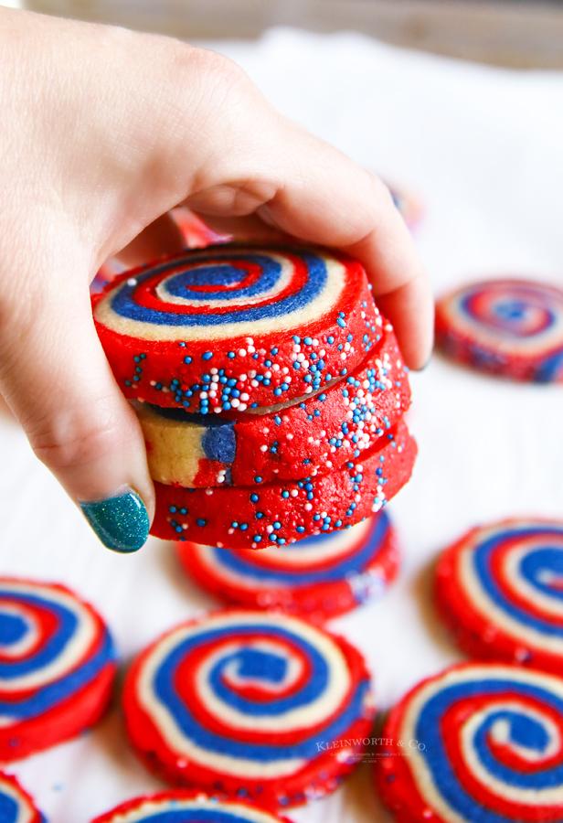 the best pinwheel cookies