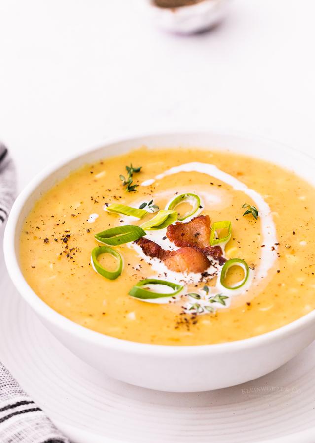 quick Corn Chowder Recipe
