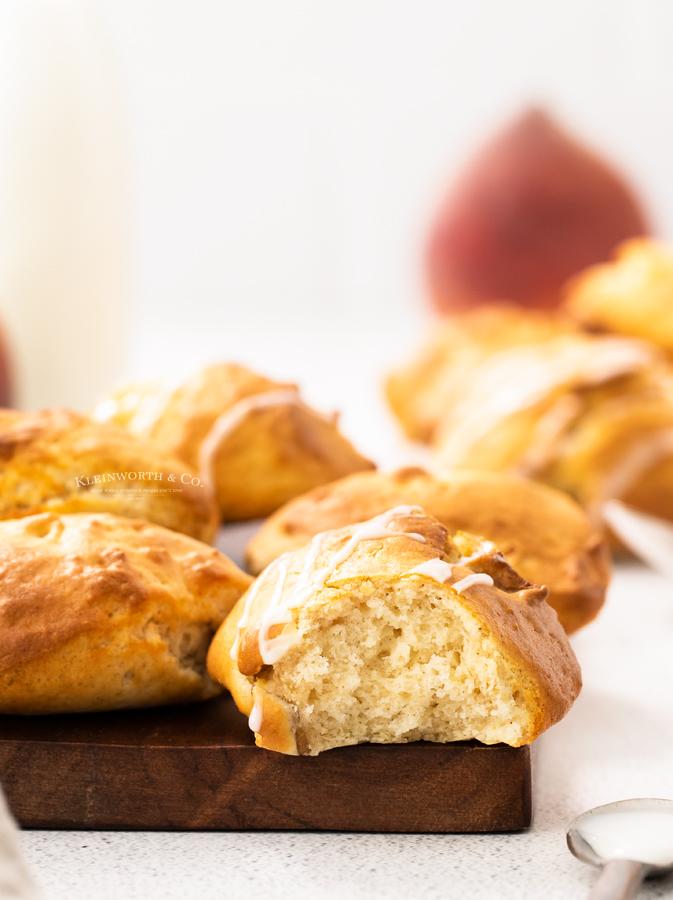 peach air fryer breakfast recipe