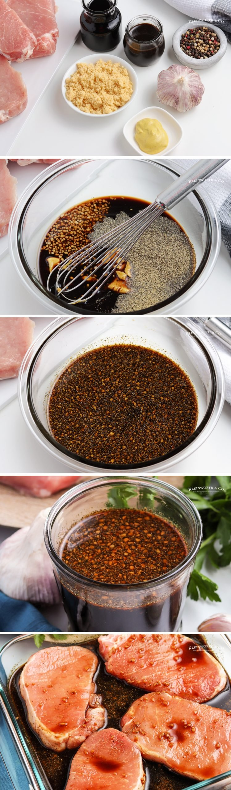 how to make The Best Pork Marinade