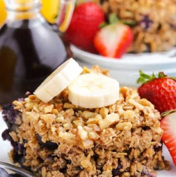 recipe for Baked Oatmeal