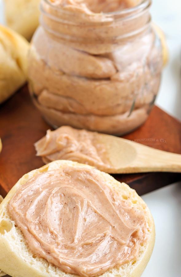 cinnamon compound butter
