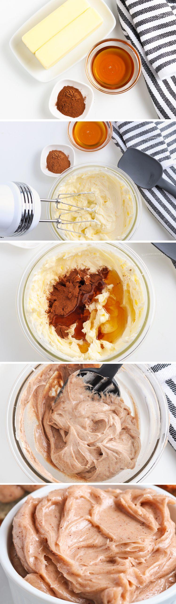 how to make Cinnamon Honey Butter