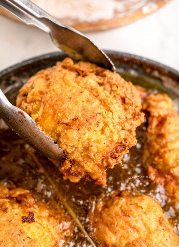 best Buttermilk Fried Chicken