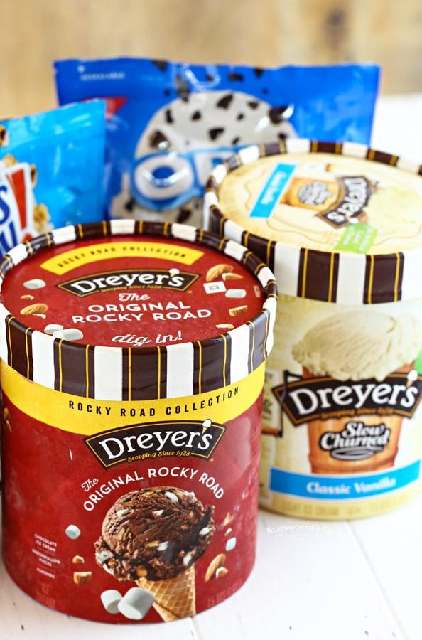 Dreyer's Flavors