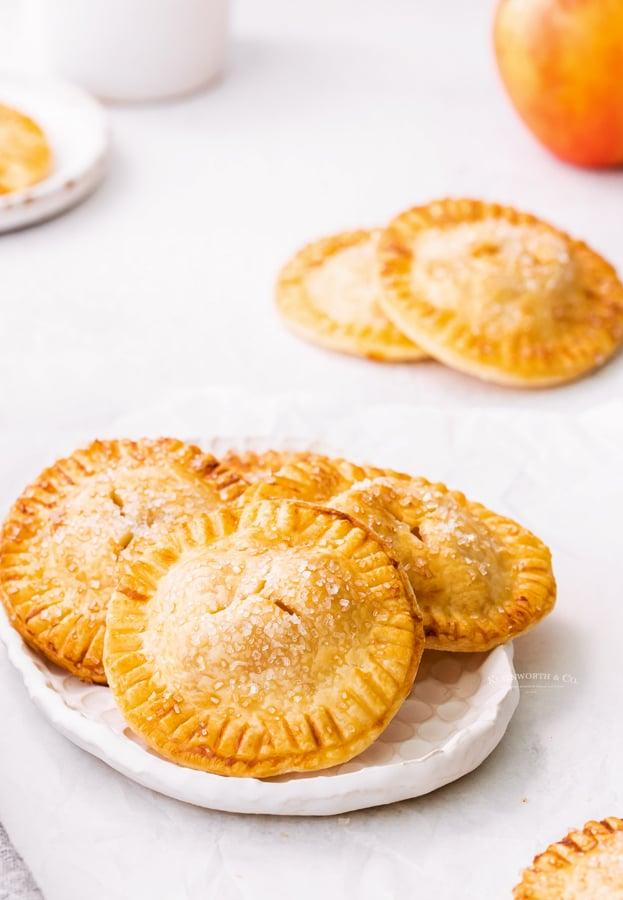 fall dessert pies