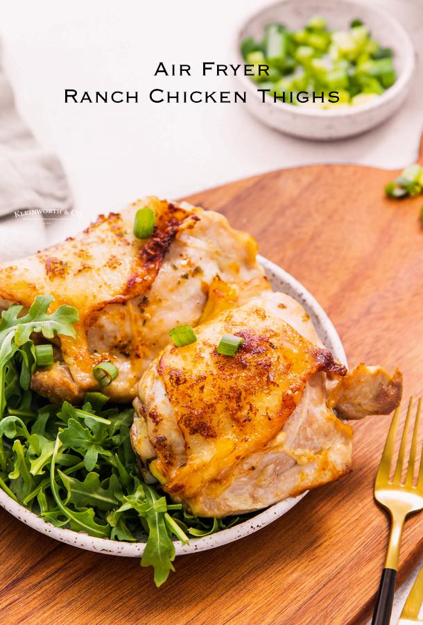 Ranch Seasoning Chicken