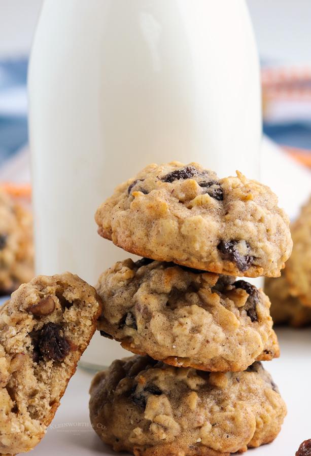 the best applesauce cookies