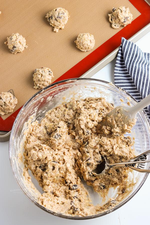 applesauce cookie dough
