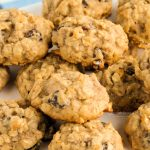 oatmeal cookies with nuts