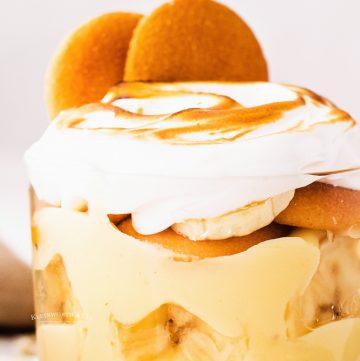 nilla waffers with pudding