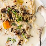 the best Chicken and Wild Rice Soup