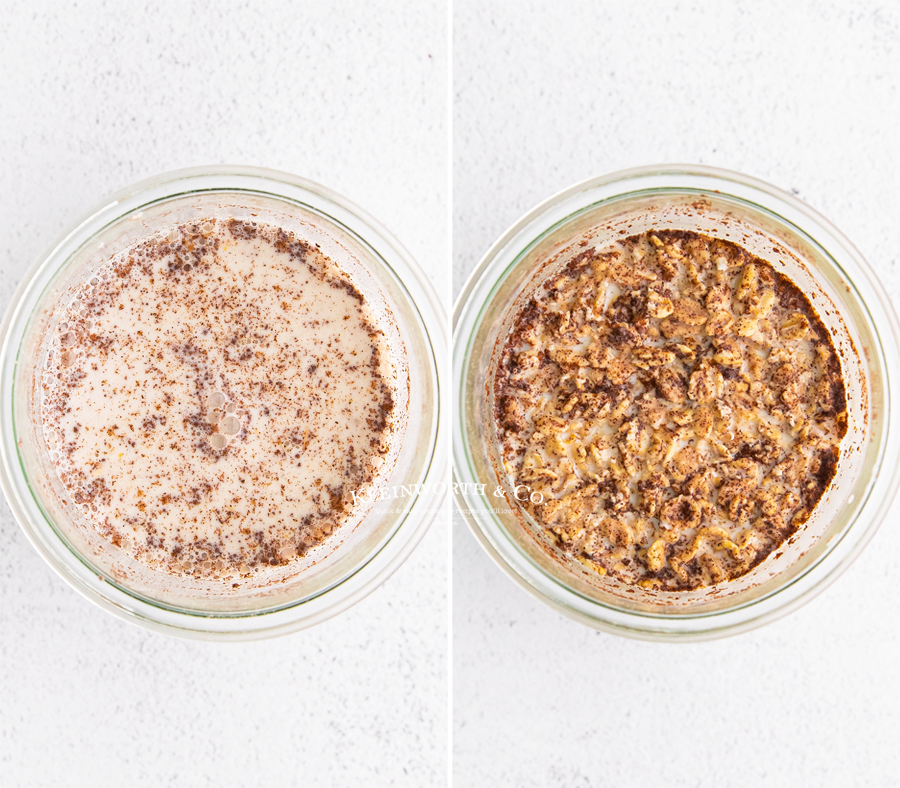 how to make Easy Overnight Oats