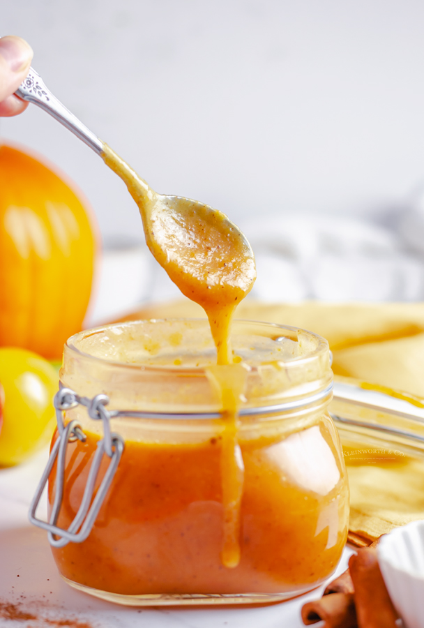 salted Pumpkin Caramel
