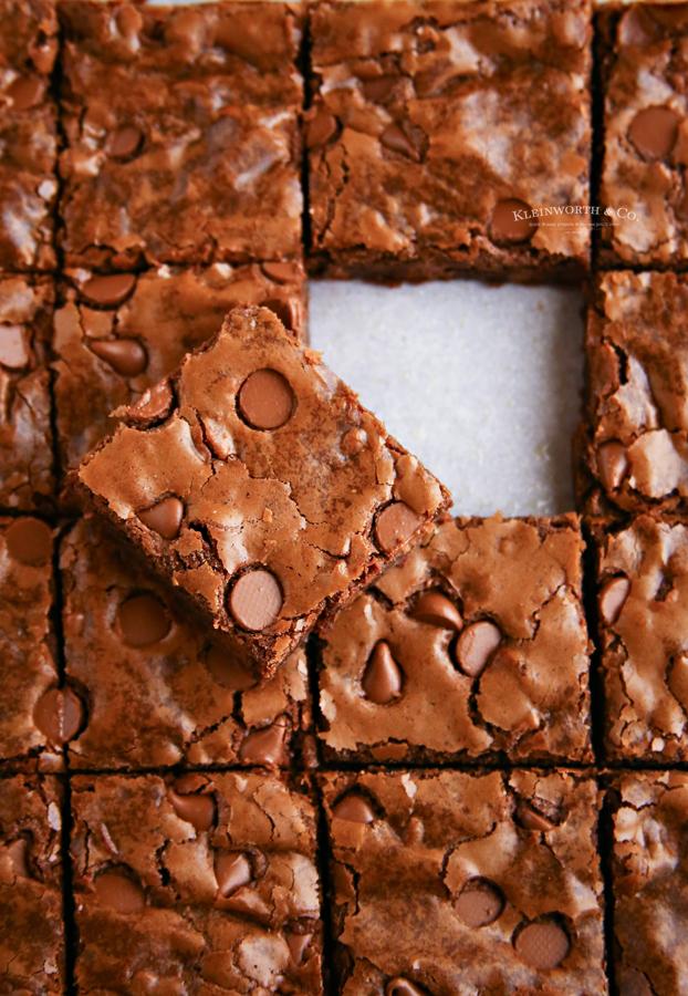 easiest brownie recipe