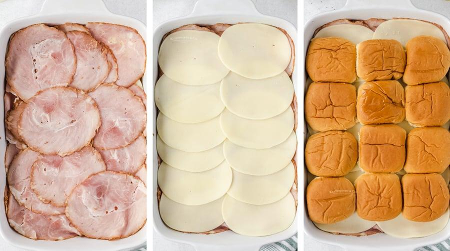 how to make Ham Sliders