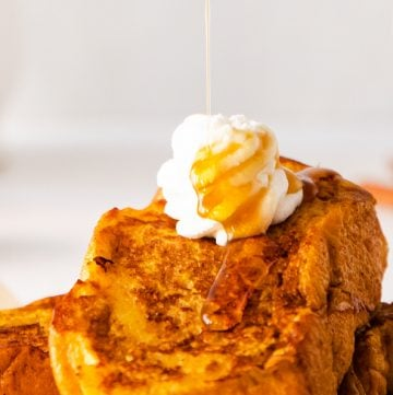 recipe for Pumpkin French Toast