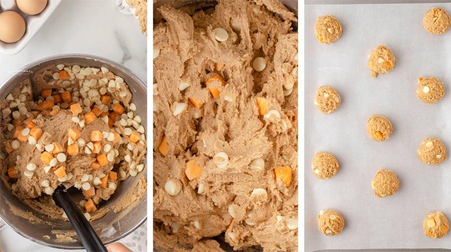 recipe for Pumpkin Spice Cookies