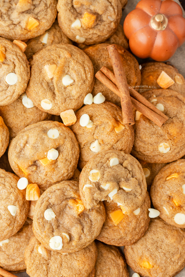 best pumpkin cookies