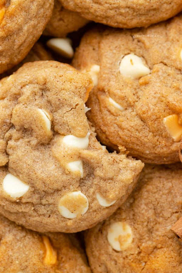 easy pumpkin cookies