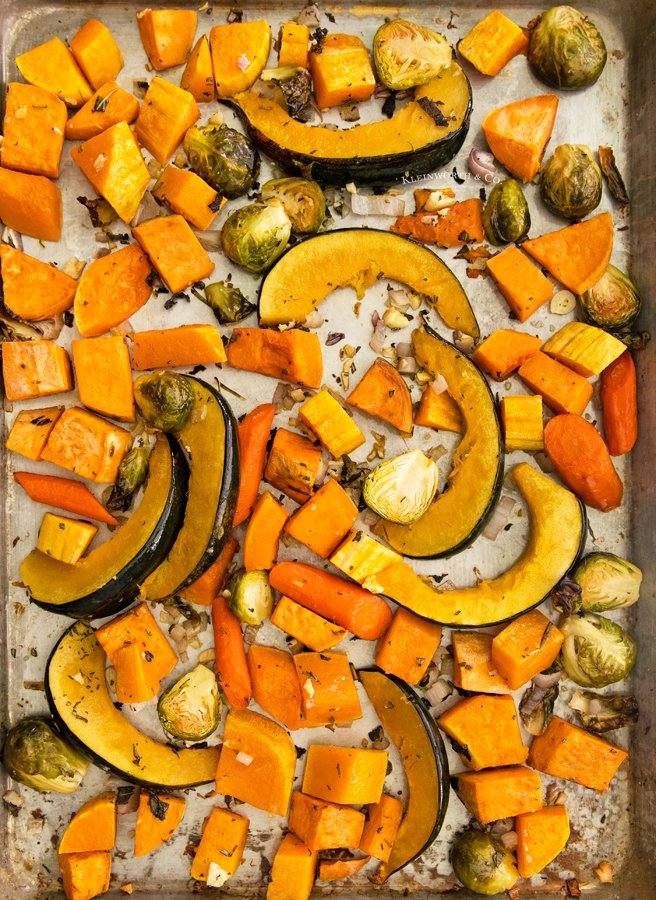 thanksgiving veggie side dish