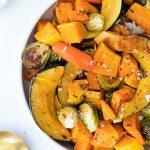 recipe for pan roasted veggies