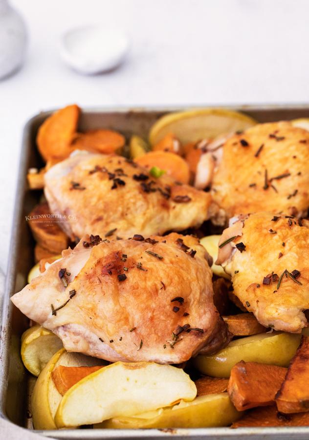 30-minute Chicken Thighs