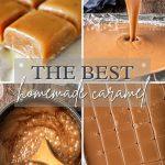 Best Homemade Caramel Recipe